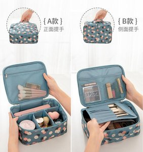 Travel portable products small storage bag large capacity female network red INS wind super fire carry-on makeup