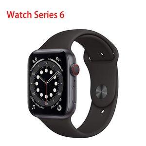 I8 PRO 2021 IWO 13 с GPS Bluetooth Smart Watch Watch Iwatch 6 серии Беспроводная плата 44 мм энкодер Button SmartWatch IWO13 для Apple iPhone и телефонов Android iOS