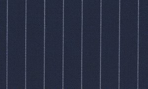 233868-2001 Pure wool high count elastic antistatic worsted fabric [Blue Stripe Twill W97 Ly2 As1](FSB)