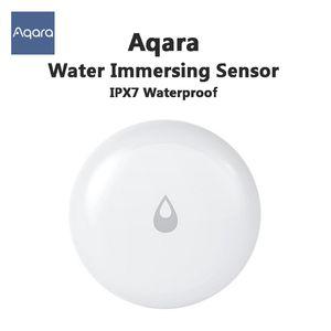 XiaomiYoupin Original Aqara Water Immersing Sensor Flood Water Leak Detector Waterproof App Smart Remote Control Smart Home Security 3002258