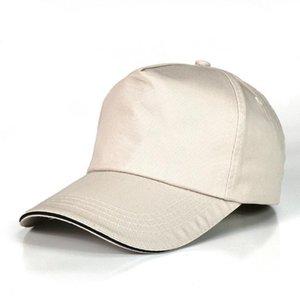 Visitas de algodão Publicidade boné de trabalho personalizado chapéu de verão das mulheres bonés de beisebol do verão dos homens dos homens bonés de beisebol dos homens Hat H Hat H Wmtnld