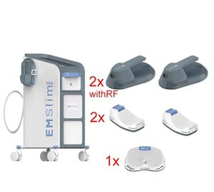 5000 Watts Directly effect EMSlim neo with RF5 handles body shape high intensity electromagnetic Build Muscle músculo builder fat burning shaping beauty machine