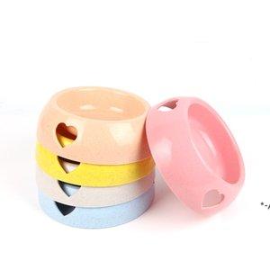 Pet Cat Dog Bowl Creative Lovely Fashion Hanging Design Pet Food Bowl Pet Feeder Bowl Dog Cat Feeder Water Food Bowls Product HHE10516