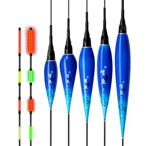 Fishing Float LED Electric Floats Tackle Luminous Electronic Deep Water Bobber Gear Tool Accessories