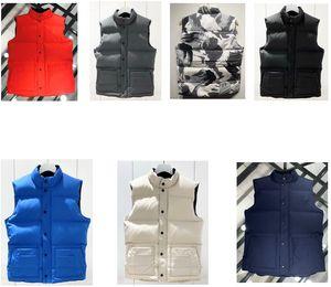 Men S Vest Man & Women Winter Down Vests Heated Bodywarmer Mans Jacket Jumper Outdoor Warm Feather Outfit Parka Outwear-2
