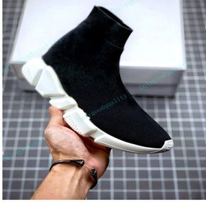 Fashion sock women men Casual Shoes Platform Knitted high quality Lightweight dress up sneakers