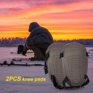 Elbow & Knee Pads 1 Pair Reliable Protector Flexible Cap Pad Wear-resistant Eco-friendly Elastic Comfortable Braces