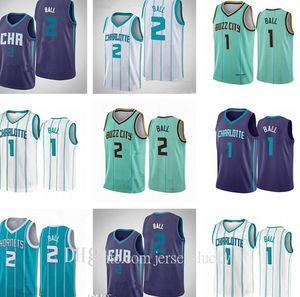2021 Pick 2 Lamelo Ball Jersey Mint Green Blue White New City كرة السلة طبعة رجل جيد مشاركة ليكون شريكا حجم S-3XL