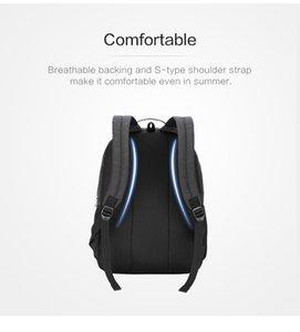 New Arrivals top qualityOiwas Waterproof Large Men Backpack Laptop Bags Teenager Students Bookbag Backpack Travel Schoolbag For Male Women B