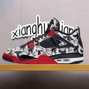 2021 الأعلى jingman 4 4 ثانية الرجال النساء أحذية كرة السلة 5 5 ثانية أبيض الشراع البديل belfire الأحمر الفضة الصبار جاك بارد رمادي الرياضة أحذية رياضية