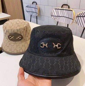 2farbe 21ss Designer Frühling und Sommer Mode Hat Retro All-Match Cowboy Männer Frauen Fischer Sonnenschirm Hüte Multicolor Großhandel