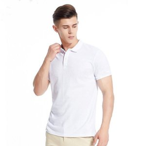 2021 여름 남성 럭셔리 최고 품질의 악어 자수 폴로 셔츠 짧은 소매 쿨 코튼 슬림 피트 캐주얼 비즈니스 852