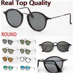 نظارات شمسية جولة فليك للنساء النظارات الشمسية الرجال نظارات شمسية شاد