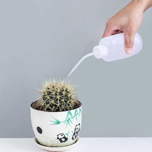 Садовые инструменты 250 мл Специальная бутылка для воды для сочных цветов, сжатие бутылки и длинного насадки клюв, поливающий горшок удобны и практичны