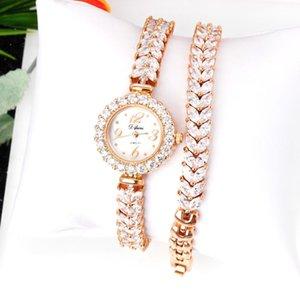 Bride Talk Luxury Dazzling Women Bracelet Watch For Wedding & Party Cubic Zirconia Crystal Elegant Wrist Watches Quality A+ Link, Chain