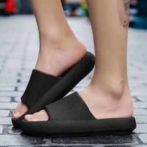 YY2357 شباب الرجال النعال فليب يتخبط الرجال شاطئ الأحذية النسائية الصنادل الشقق غير زلة مقاومة للاهتراء المد ضوء مصنع للماء بالجملة صندل بالجملة