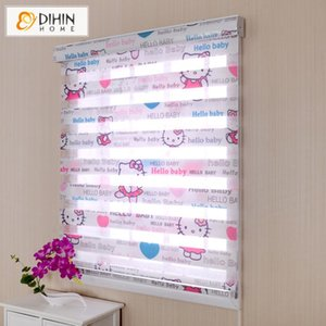 Blinds Color Zebra Shades High Quality Double Layer Roller Custom Made