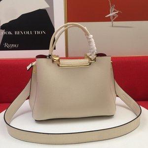 Elevata qualità marchio femminile borse in pelle donna borsa a tracolla moda sacchetti da sera borse a mano lussuoso business casual briefcase design design signora regalo 66152