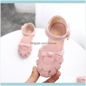 Baby, & Maternity Toddler Girl Girls Kids Summer Household Bowknot Beach Sandals Shoes Drop Delivery 2021 Zcsq4