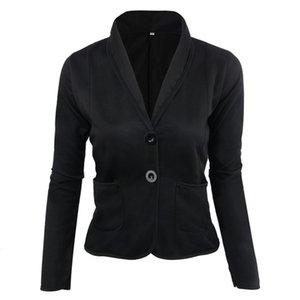 Autumn Two Piece Dress and winter short loose fit versatile temperament casual Blazer coat women's suit