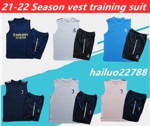 2021 2022 spurs, Real Madrid,gunners vest soccer jerseys juv MBAPPE GRIEZMANN KANTE POGBAMen football shirts