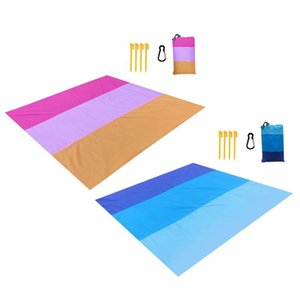 Sand-proof Beach Mat Waterproof Blanket Sandproof Picnic For Camping Travel Outdoor Pads