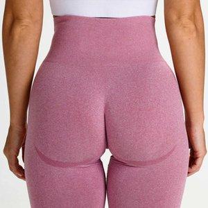 Yoga Broek Bean Inutile Leggings Femmes Fitness Push Up Haute Taille Squat Squat Savourant Entraînement Vêtements de sport Gym Culotte Brocroguning