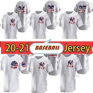Yankees 99 Aaron Judge Jersey 45 Gerrit Cole 2020 Stars & Stripes York 26 Dj Lemahieu Gary Sanchez Jersey Gio Urshela Gleyber Torres Stanton Men Womens
