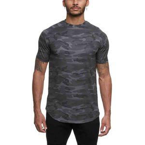 T Shirt Wholesale Hombres Mens Men's Dry Fit Running Fitness Gym Training Sport Shark Top Short Sleeve Tshirt