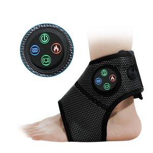 Smart Knle Brace Massagegerät Relaxation Behandlungen Multifunktionale elektrische Vibration Heißkomprimiermassagegerät Schmerzlinderung Dropshipra