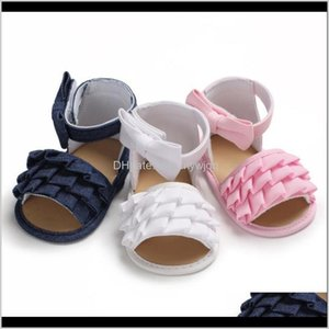 First Walkers Baby, Kids & Maternity Drop Delivery 2021 Toddler Shoes Baby Soft Sole Comfortable Bottom Non-Slip Fashion Princess Girl Whfqs