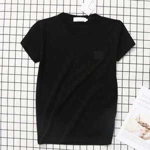Fashion Letter Shirts Short T Luxury Tops Sleeved Designer New Summer Embroidery 2021 Shirt Mens Women Clothing For Men Tshirt Vvlux