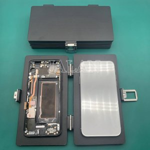 Cell Phone Repairing Tools Clamping Mold Fixture For LCD Screen Middle Frame Back Cover Holding Together Install Repair