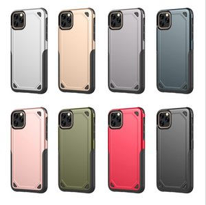 Anti-fall armor phone cases for iphone13 pro max 12 min 11 X XR XS 7 8 plus case cover