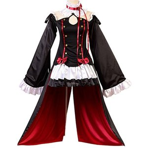Adult Halloween Masquerade Vampires Krul Tepes Cosplay Costume