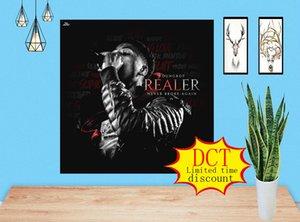Youngboy nunca se rompió de nuevo en el álbum real del cartel de la música de la música de la cubierta de la seda.