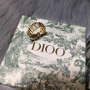 70% OFF Luxury Jewelry Dijia DJIA new letter ring women's net red fashion jewelry