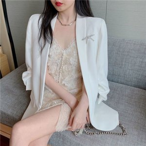design lace French flower suspender dress wchicen's 2021 summer new style with thin Ruffle Skirt QGG7