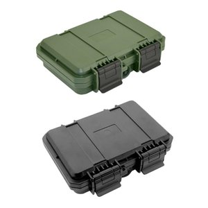 Tool Organizers Outdoor Waterproof Mobile Phone Box Sealed Small Moisture-proof And Drop-proof Multi-function Storage