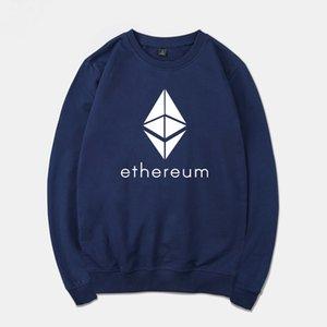 Blockchain Spring Hoodies Men Women Ethereum Bitcoin Pullover ETH Hoodie Sweatshirt Plus Size