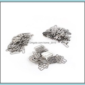 Bead Making Tools Arts, Crafts Gifts Home & Garden50 Sets Hardware Necktie Hook Bow Tie Cravat Clips Fasteners To Make Adjustable Straps On