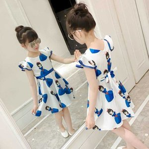 Dress Summer Girls 12 Children's Clothing 11 Summer Clothes 9 Student Fashion Dresses 6 Princess Dress 8 Kids 7 Years Old