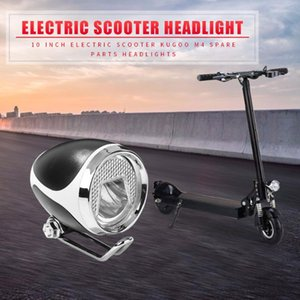 Scooter Headlight E-scooter Front Light Cycle Biking Electric Outdoor Entertainment For Kugoo M4 Kick Parts Bike Lights