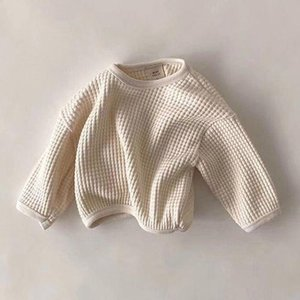 Pullover Melario Casual Baby Sweater Boys And Girls Jackets Spring Korean Children's Loose Knitted Cardigan Knit Clothes