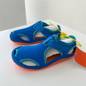 2021 children's sandals.sneakers,sneaker Baotou foot protection. Non-slip wear-resistant outsole. Soft and comfortable bottom. Every baby must have sandals