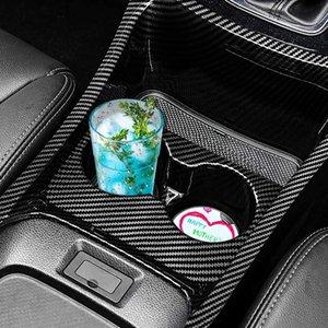 Sublimation Blank Car Ceramics Coasters 6.6*6.6cm Hot Transfer Printing Coaster Blank Consumables Materials GGA4588
