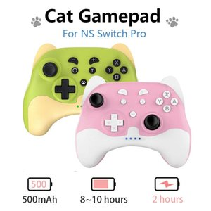 Game Controllers & Joysticks Switch Pro Controller For Console Wireless Gamepad 6-axis Function + Screens 3D-Sensor And G-Sensor