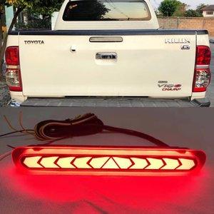 1PCS LED High Brake Light Turn Signal Rear Bumper Light For Toyota HILUX Vigo 2005 2006 2007 2008 2009 2010 2011 2012 2013 2014