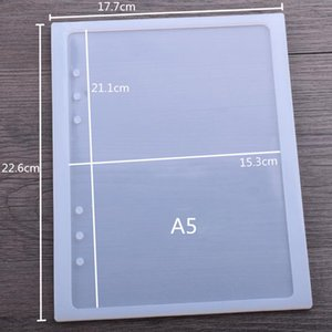 1Pc A5 A6 A7 Notebook Cover Silicone Mold Handmade DIY Jewelry Making Epoxy Resin Molds 718 K2 7KTD
