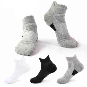 Wholesale Custom Design Sport Knit Low Cut Mens Short Elite Athletic Ankle Running Socks